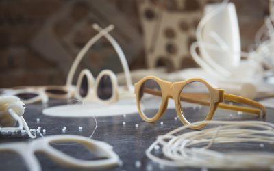 Bioplastica, la nuova frontiera per i nostri occhiali?